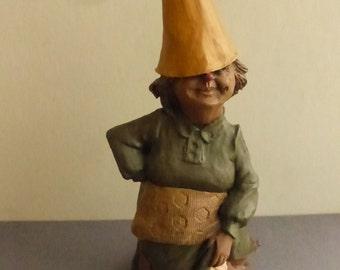 Vintage Cairn Studio Tom Clark Gnome Sparkle  Re-Signed