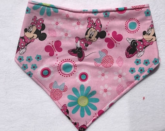 Minnie Mouse B-Dry Drool Bib