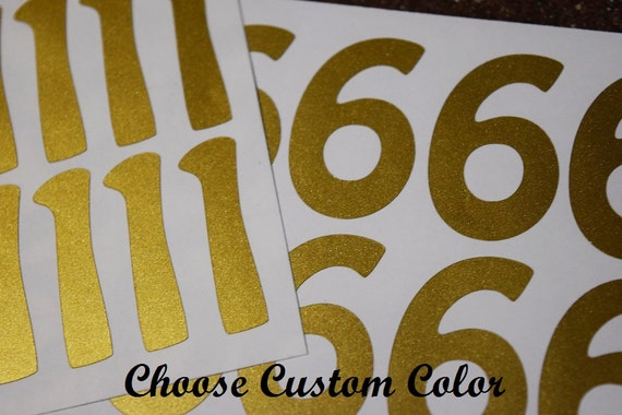 Age decals large number decals age stickers number stickers birthday number cup decals vinyl age number decals 0 1 2 3 4 5 6 7 8 9 from
