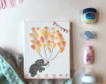 Alternative Elephant Guestbook