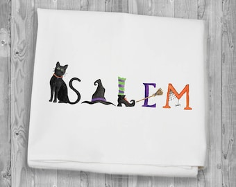 Salem Flour Sack Towels for kitchen and bar