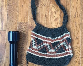 Bilum bag from Papua New Guinea