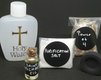 Basic Home Clearing and Blessing Kit
