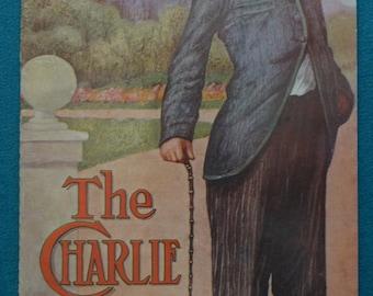 The Charlie Chaplin Book 1916 Samuel Gabriel Sons & Co.