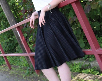 Black Skirt - Size S-M