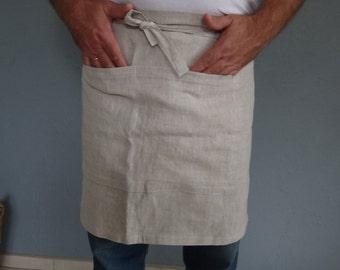 Apron linen