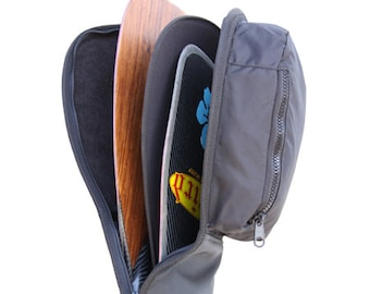 Stand Up Paddle Bag - Twin for Kayak Canoe SUP Stand Up Paddle Surf to Summit (SPB001)