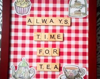 Always time for tea