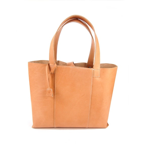 Leather Tote Bag, Shopping Bag, Leather Bag, Leather Tote, Oversized Tote, Handmade Leather Tote