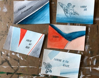 Postcards 5-Pack
