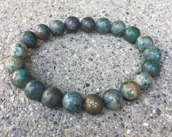 10mm mens bracelet beaded mens jewelry