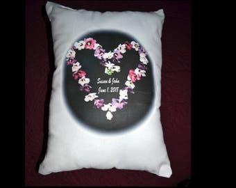 Custom Decorator Pillow