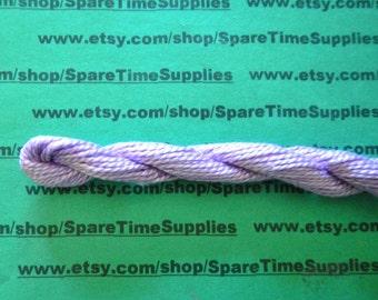 DMC - Pearl Cotton - med Lavender - size 3 - 16.4 yds - 1 skein - #115-3-210