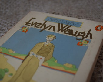 Men at Arms. Evelyn Waugh. A Vintage Penguin Book. 1975