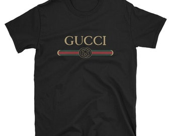 Gucci Shirt - Gucci vintage - Gucci Distressed T Shirt - Gucci Women - Gucci Men - LIMITED TIME ONLY - Inspire
