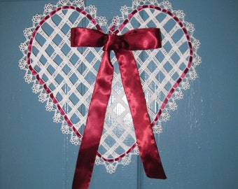 Valentines Door Decoration PDF file  only