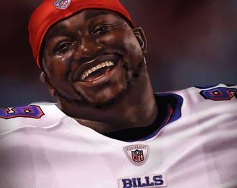 Marcell Dareus, Buffalo Bills