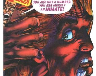 Crazyman - Issue 1 - May 1993 - Modern - NM/MT - Continuity Comics