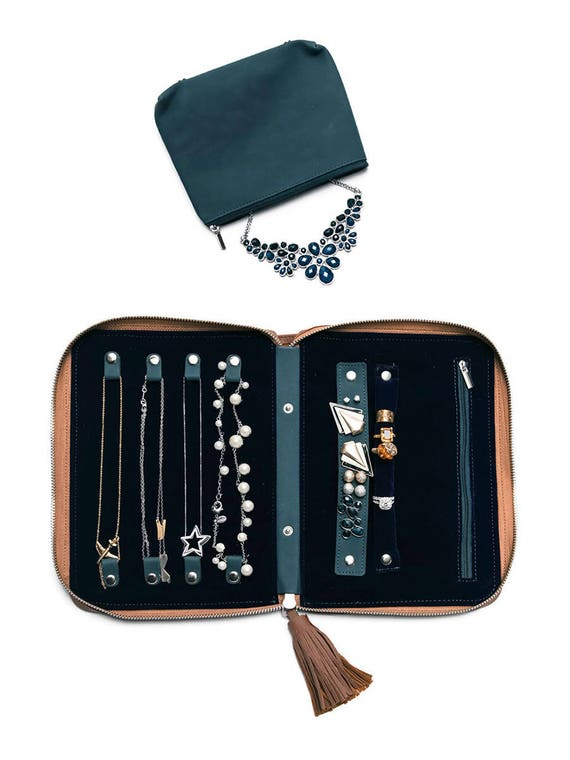 Travel Jewelry Organizer Jewelry Case for Trips Business