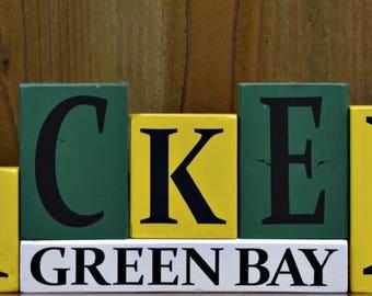 Green Bay Packers Blocks