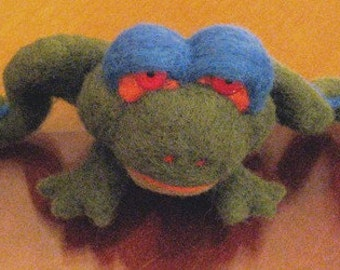Toadily Colorful Toad - REDUCED PRICE!