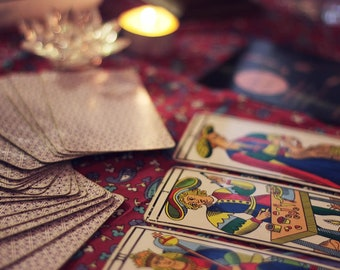 Tarot Card Reading - Spiritual Guidance