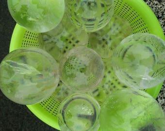 Best Clear Quartz Sphere/Crystal Ball/Quartz Crystal Sphere/Healing crystal(Size:20mm,30mm,40mm,50mm,60mm,70mm,80mm,90mm,100mm,Custom Size)