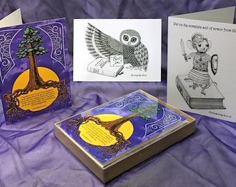 Box Set of Inspirational Greeting Cards