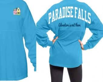 Up Inspired Magical Jersey | Paradise Falls