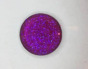 Pressed Glitter - RUBY