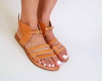Hermes Winged Sandals, Ancient Greek Sandals, Slingback Sandals, Monogrammed Sandals