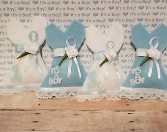 50 ''IT'S A BOY'' Bun In The Oven Dresses''