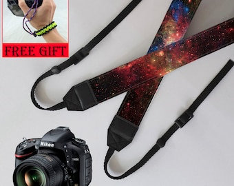 galaxy camera strap in personalized for men and women,durability and strength and comfort