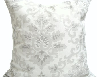 "PILLOW SALE.Gray Pillow Covers for 14"" Pillows, Decorative Pillow, Throw Pillow, Accent Pillow, Pillow, French Farmhouse, Cushion, Neutral"