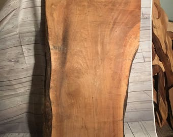 "Large Walnut Slab Aprox.  66"" x 28"" x 2.5"" Ideal Table Top"