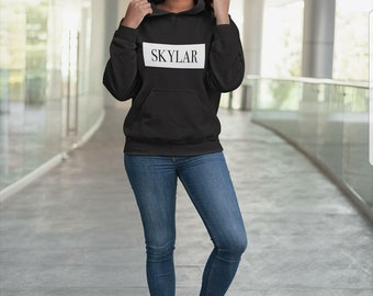 Named Hoodie (Youth & Adult Sizes)
