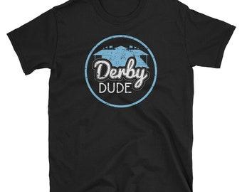 Derby Dude Mens Derby Shirt Boys Derby Shirt Derby Mens Official Derby Shirt Derby Party Horse Racing Shirt Derby Boys