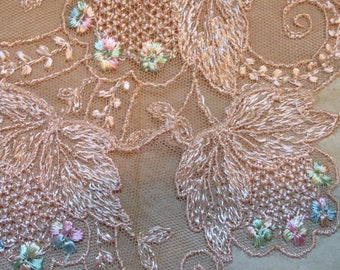 Vintage Handmade Lace pieces