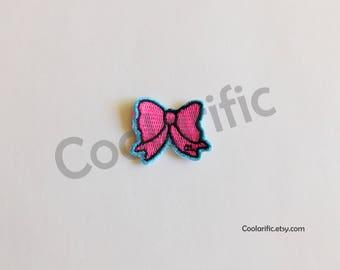 Bow Sticker Patch