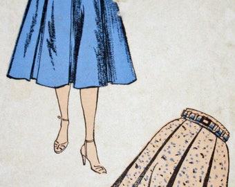 "Vintage, 1940s, New York Pattern 1144, Sewing Pattern, Misses' Waist Size 22"", 1940s Pattern, New York 1144, Unprinted Pattern"