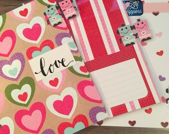 Valentine Robot A5 set of 3 Dividers