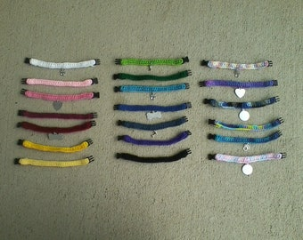 Collar Accessory with Plastic Buckle for Stuffed Animal or Plush
