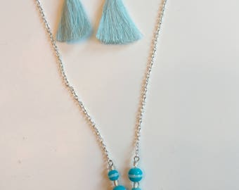Necklace-Earring Set