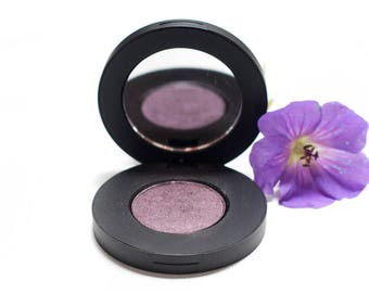 Grape Gathering Pearlescent Pressed Mineral Eyeshadow