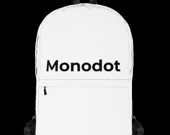 The Monodot Backpack