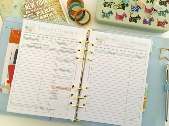 printable budget planner budget planner book finance