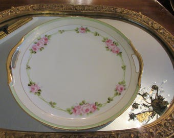 JAPAN NIPPON PLATE with Handles