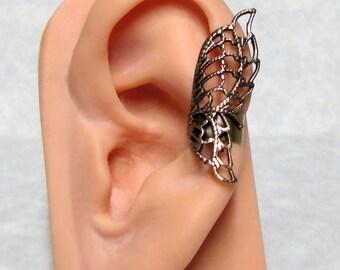 Filigree Ear Cuff ' left ear '
