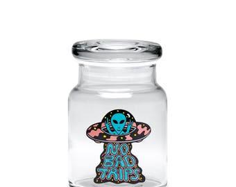 Pop Top Stash Jar