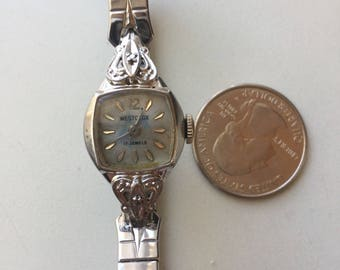 Vintage westclox watch